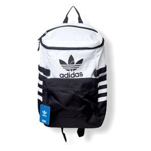 Adidas Originals Trefoil Classic Zip Top Backpack